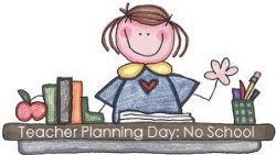 Teacher Planning Day - Opt Day -No School - Howard Drive Elementary